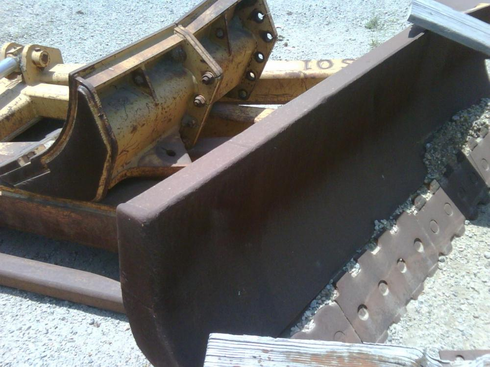 Detail photo of  Balderson D10 SLOPE BOARD from Construction Equipment Guide