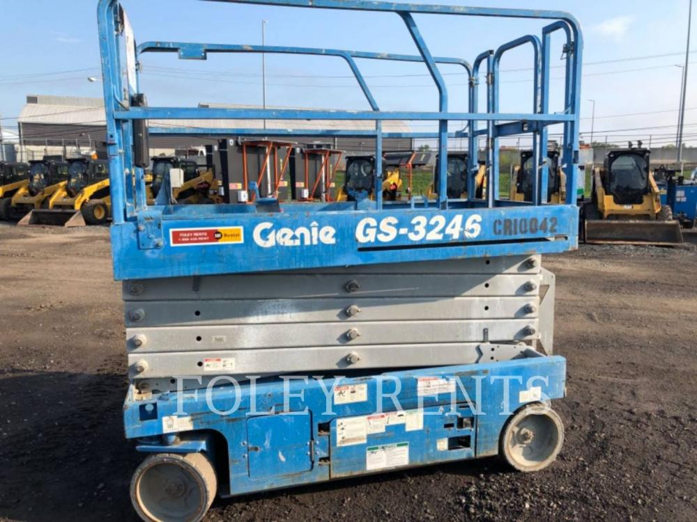 Detail photo of 2012 Genie GS3246 from Construction Equipment Guide