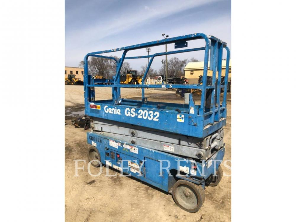 Detail photo of 2013 Genie GS-2032 from Construction Equipment Guide