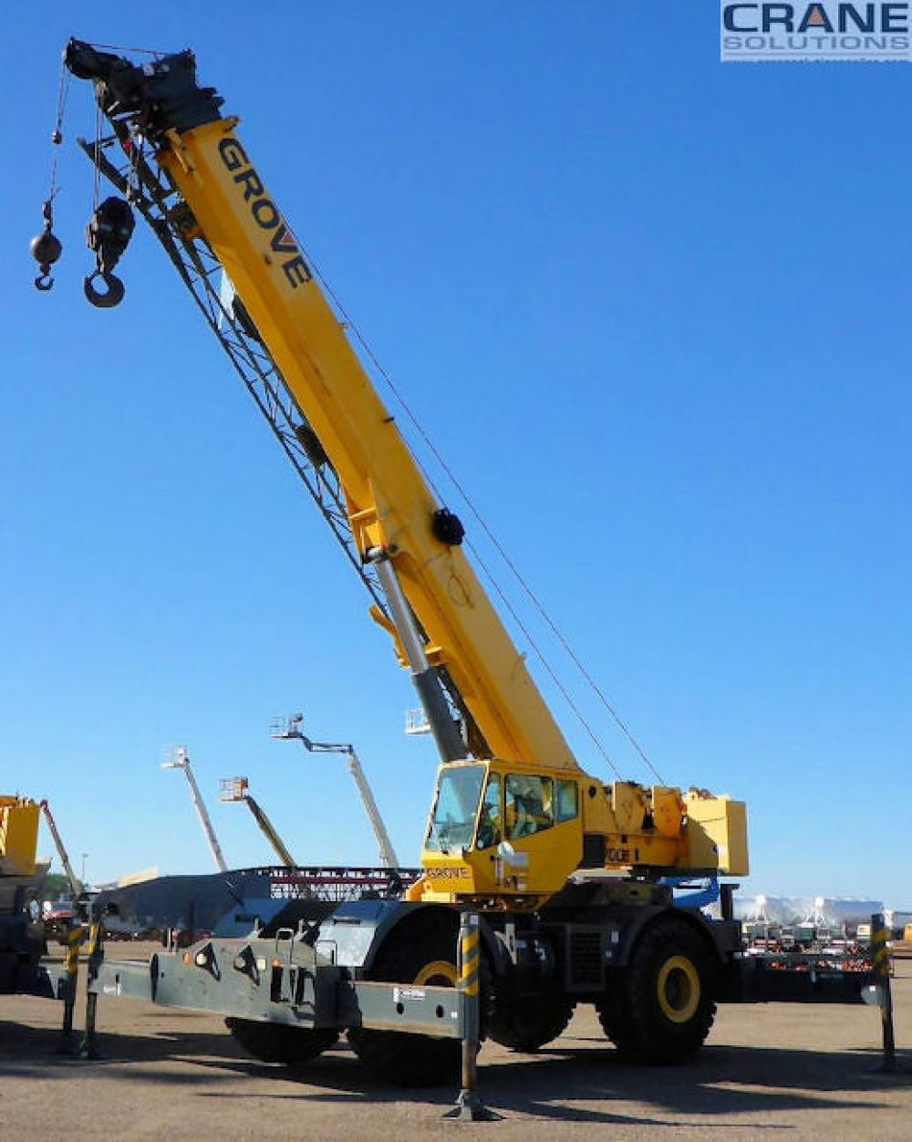 Detail photo of 2005 Grove RT760E from Construction Equipment Guide