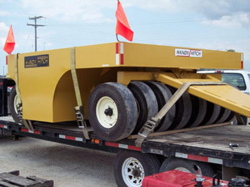 Detail photo of 2017 HANDY HITCH GBP16HD from Construction Equipment Guide