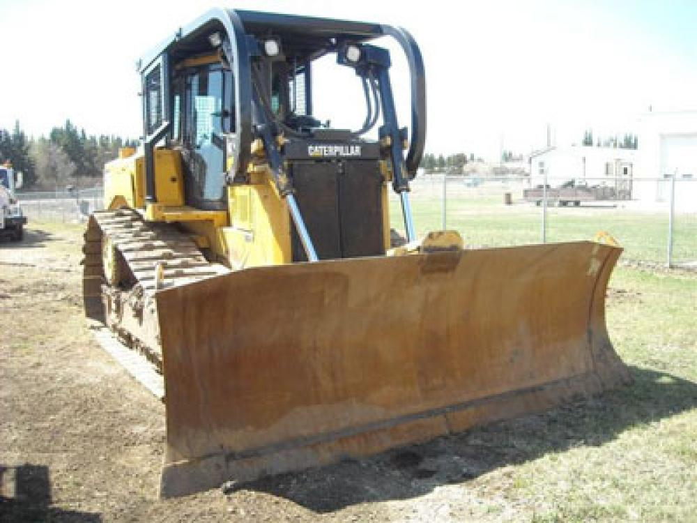 Detail photo of 2008 Caterpillar D6T XW from Construction Equipment Guide