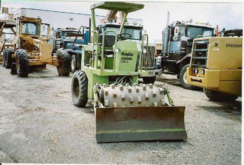 Detail photo of  Raygo 220A from Construction Equipment Guide