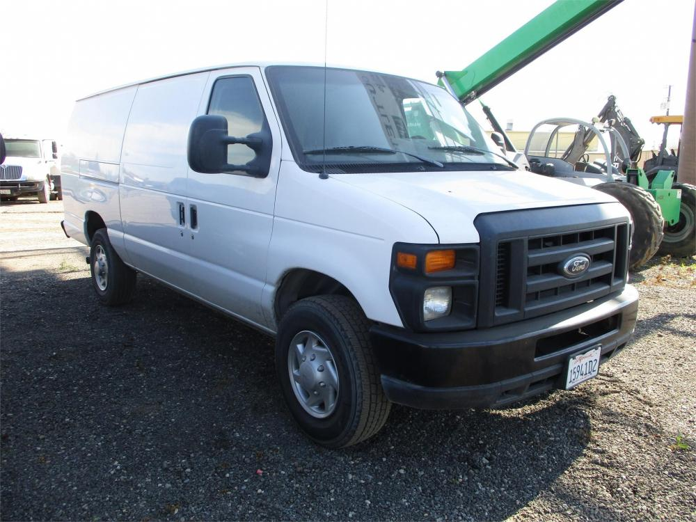 Detail photo of 2012 Ford E350 SD from Construction Equipment Guide