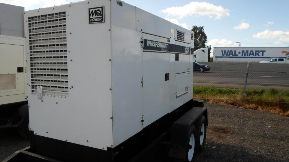 Detail photo of  Multiquip 125 KVA from Construction Equipment Guide
