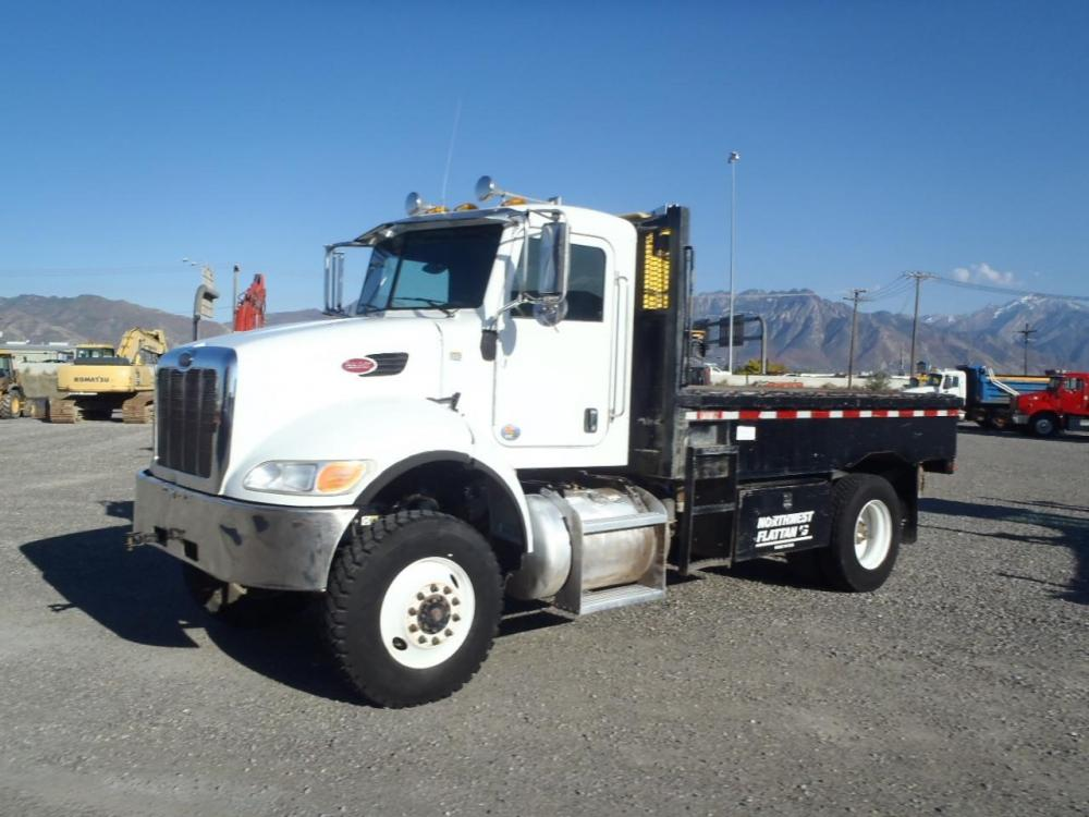 Detail photo of 2013 Peterbilt 337 from Construction Equipment Guide