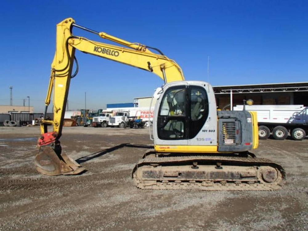 Detail photo of 2006 Kobelco SK135SR LC-1E from Construction Equipment Guide