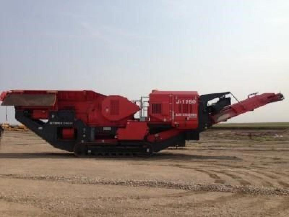 Detail photo of 2011 Terex J-1160 from Construction Equipment Guide
