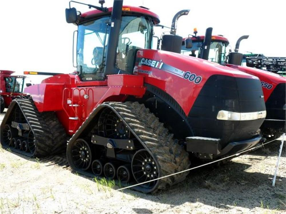 Detail photo of 2014 Case IH STEIGER STX 600 QUADTRAC from Construction Equipment Guide