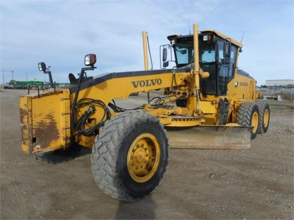 Detail photo of 2011 Volvo G946 from Construction Equipment Guide