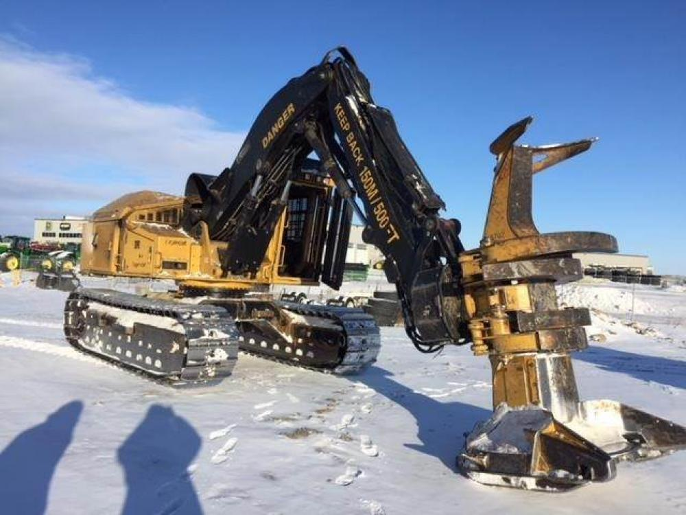 Detail photo of 2012 Tigercat 870C from Construction Equipment Guide