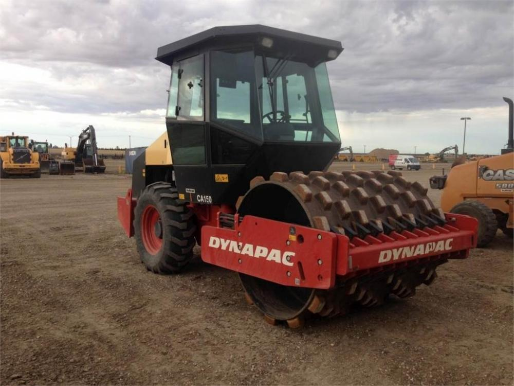 Detail photo of 2013 Dynapac CA150PD from Construction Equipment Guide