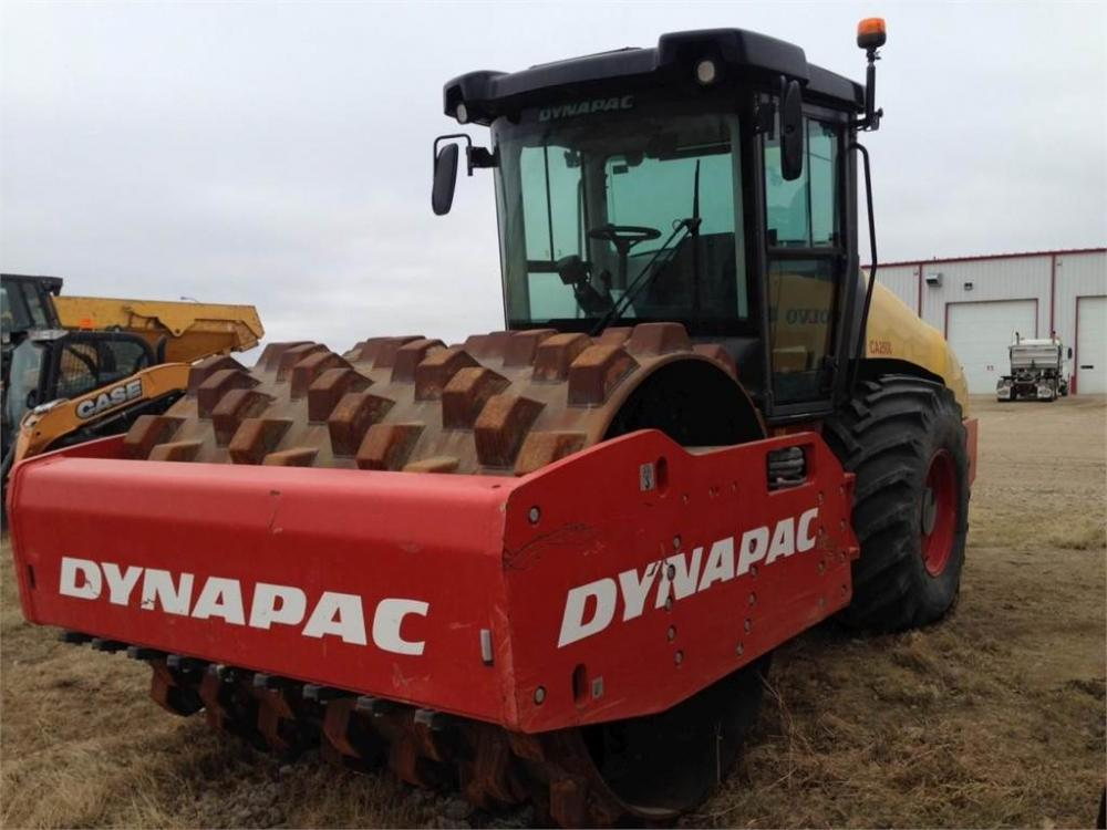 Detail photo of 2013 Dynapac CA2500PD from Construction Equipment Guide