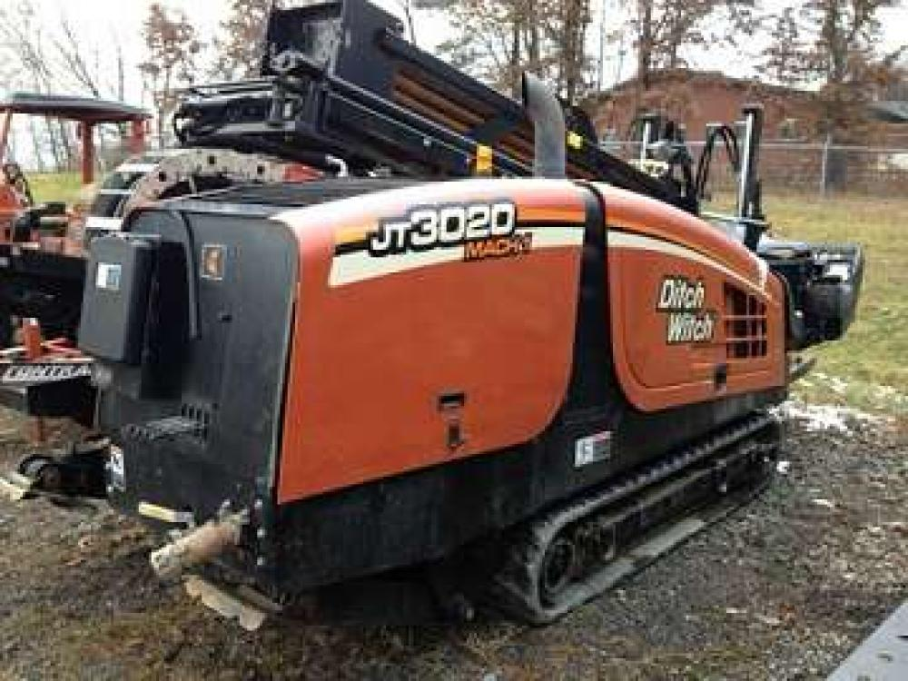 Detail photo of 2009 Ditch Witch JT3020 from Construction Equipment Guide