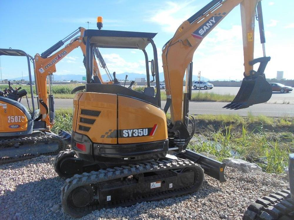 Detail photo of 0 Sany SY35 from Construction Equipment Guide