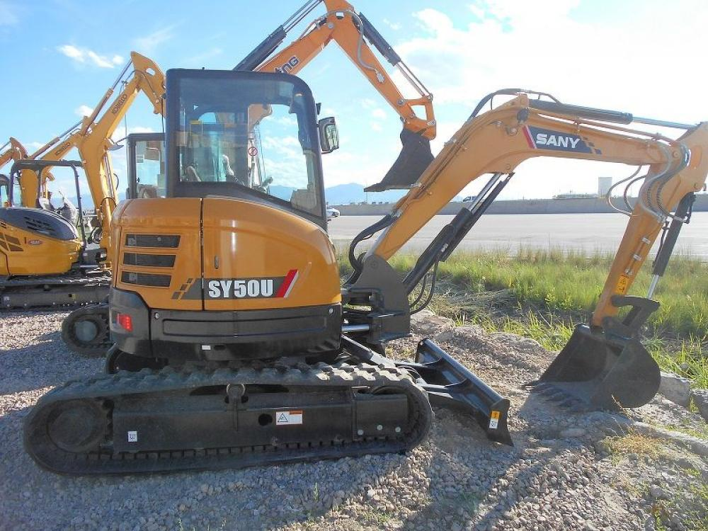 Detail photo of 0 Sany SY50 from Construction Equipment Guide