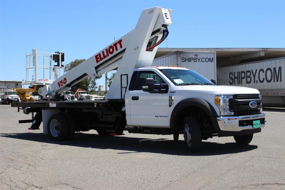 Detail photo of 2017 Elliott V60F from Construction Equipment Guide