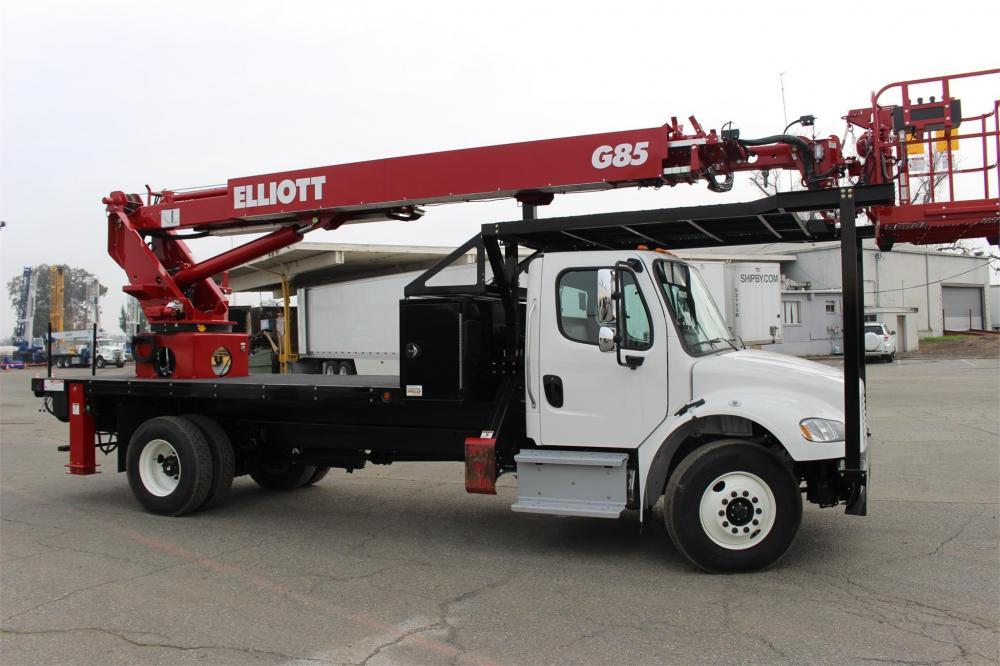 Detail photo of 2018 Elliott G85R from Construction Equipment Guide