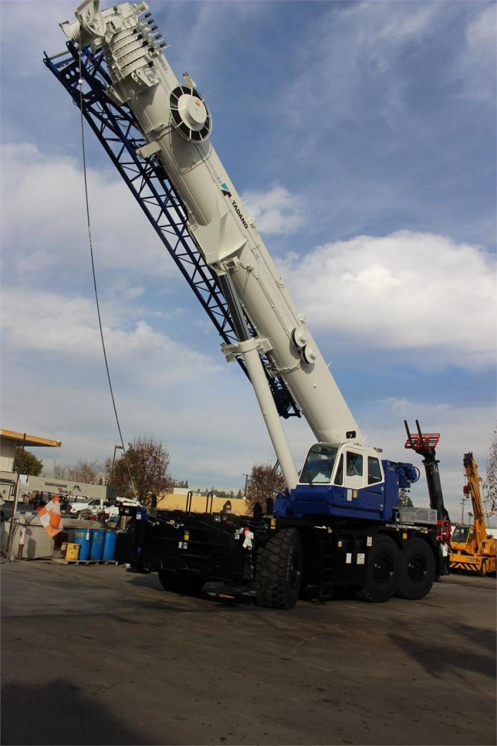 Detail photo of 2018 Tadano GR-1600XL from Construction Equipment Guide