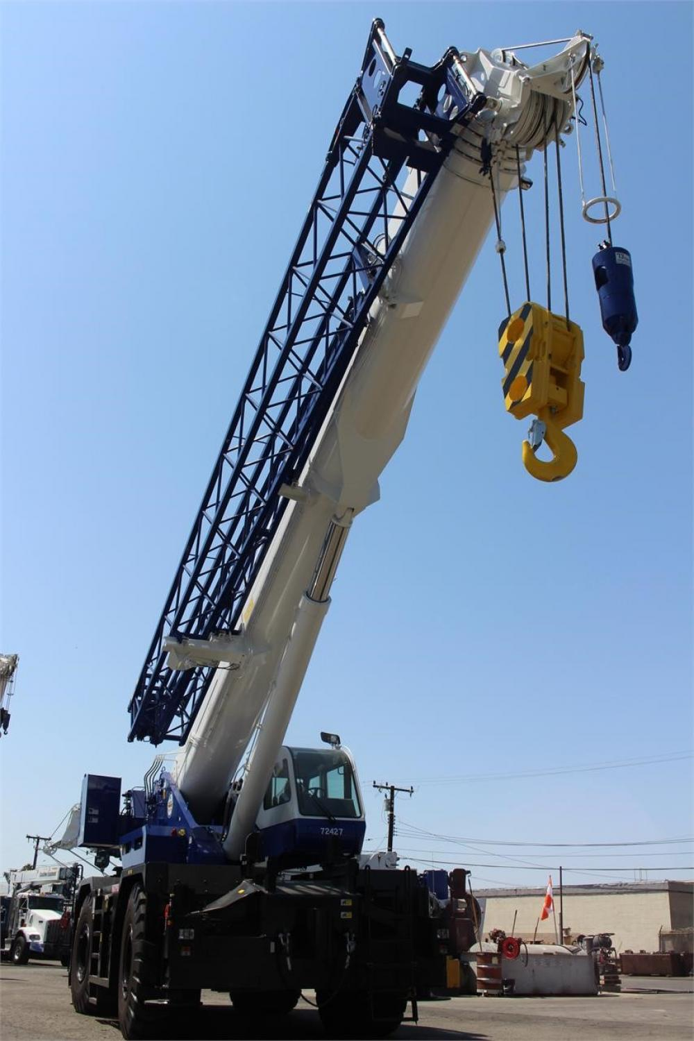 Detail photo of 2019 Tadano GR-900XL from Construction Equipment Guide