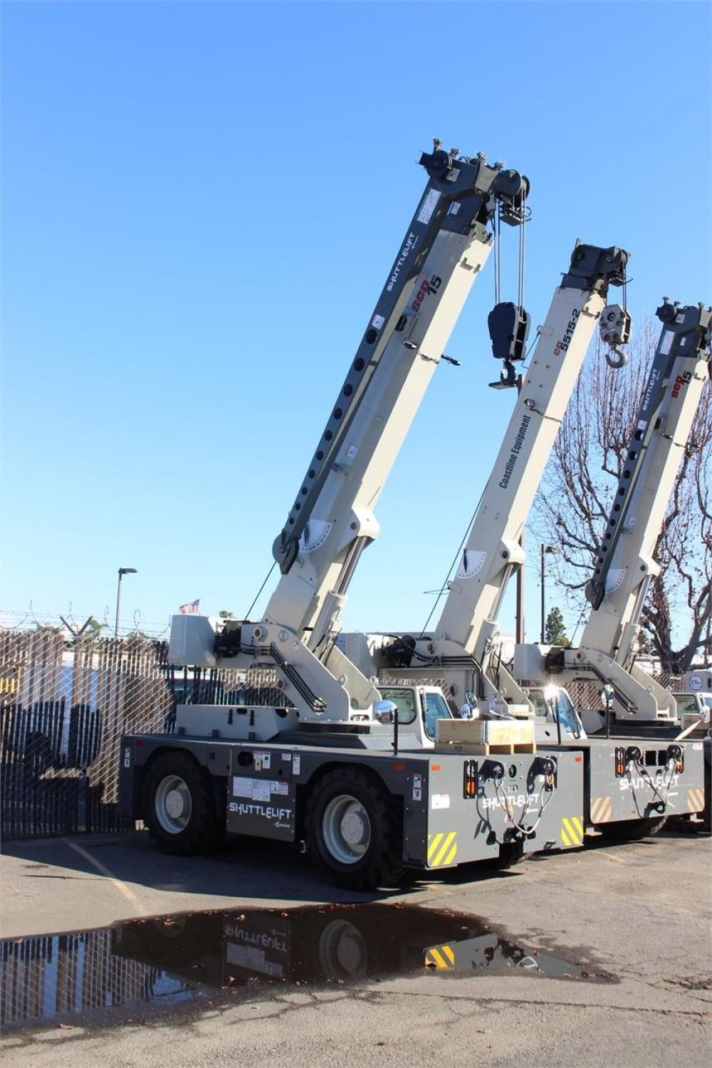 Detail photo of 2019 Shuttlelift SCD15 from Construction Equipment Guide