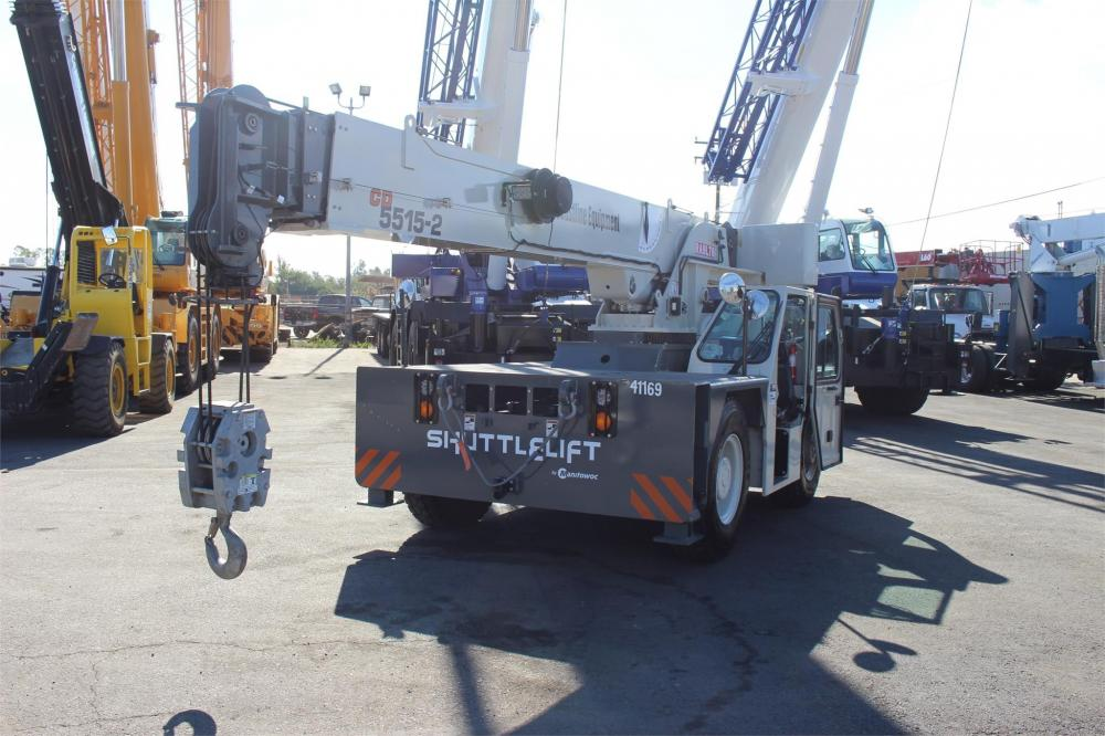 Detail photo of 2014 Shuttlelift CD5515-2 from Construction Equipment Guide