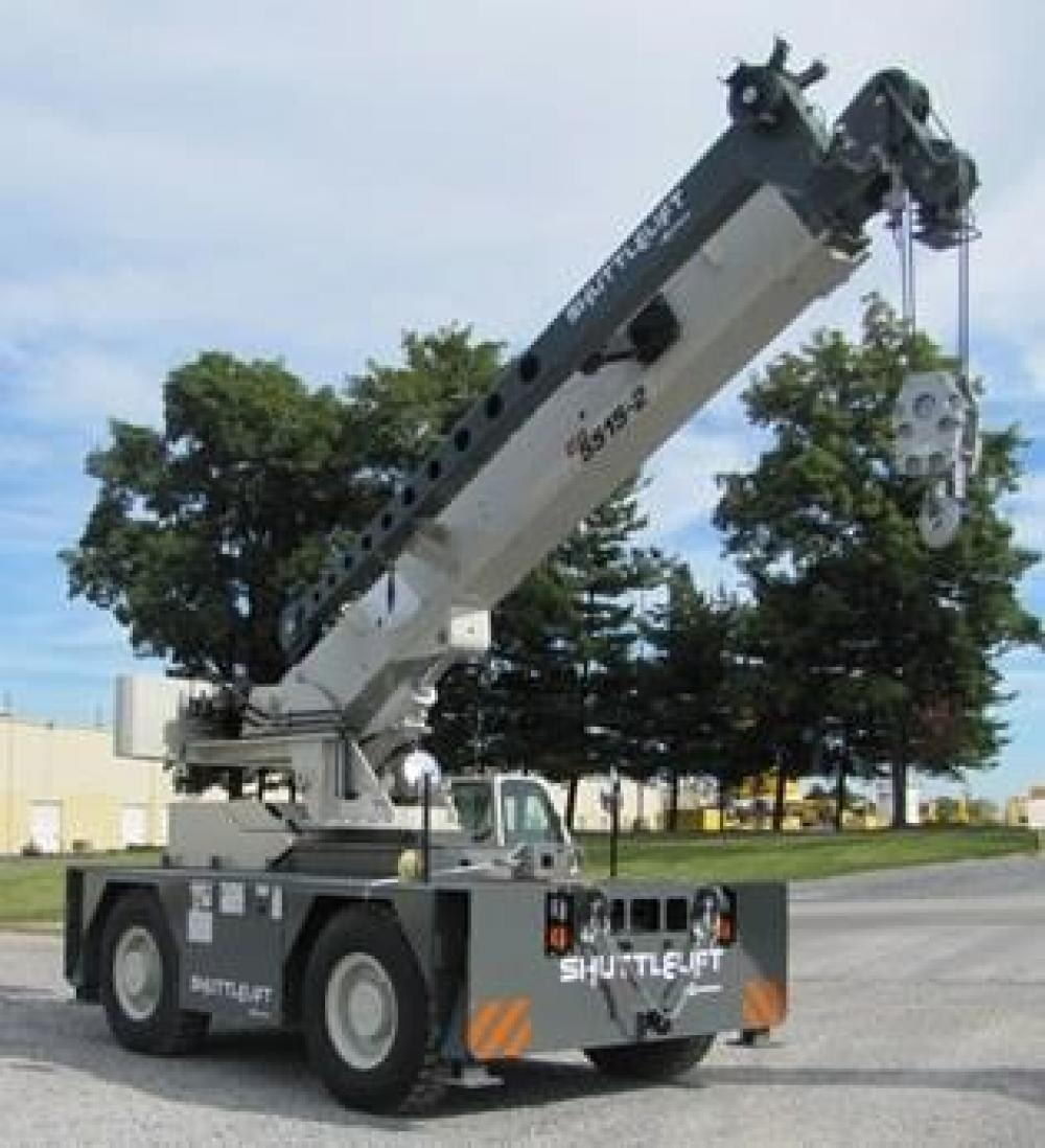 Detail photo of 2016 Shuttlelift CD5515-2 from Construction Equipment Guide