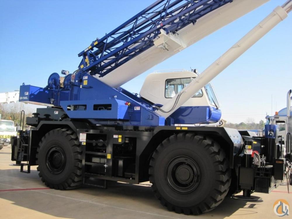 Detail photo of 2017 Tadano GR-550XL-3 from Construction Equipment Guide