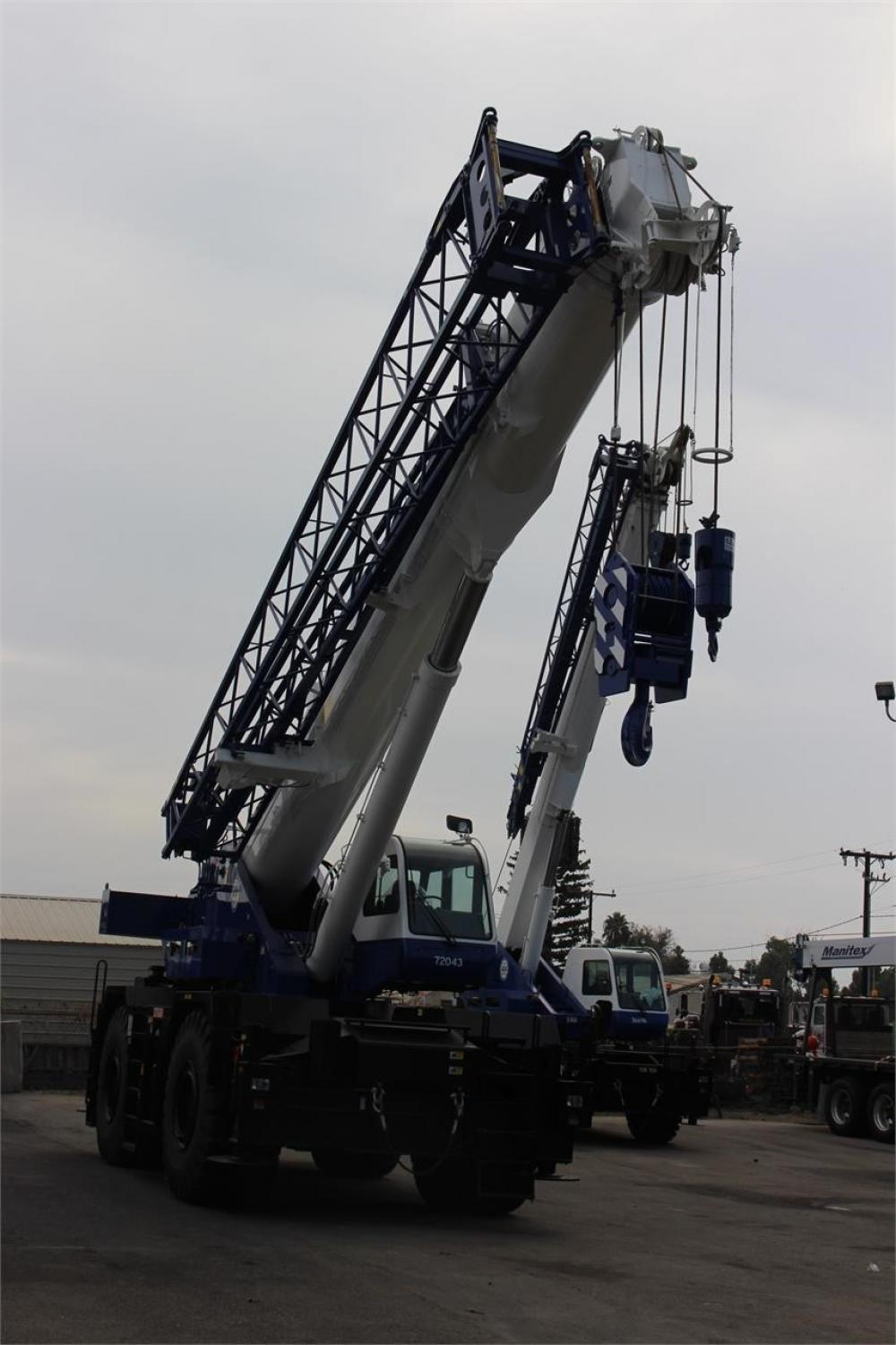 Detail photo of 2017 Tadano GR-750XL-3 from Construction Equipment Guide