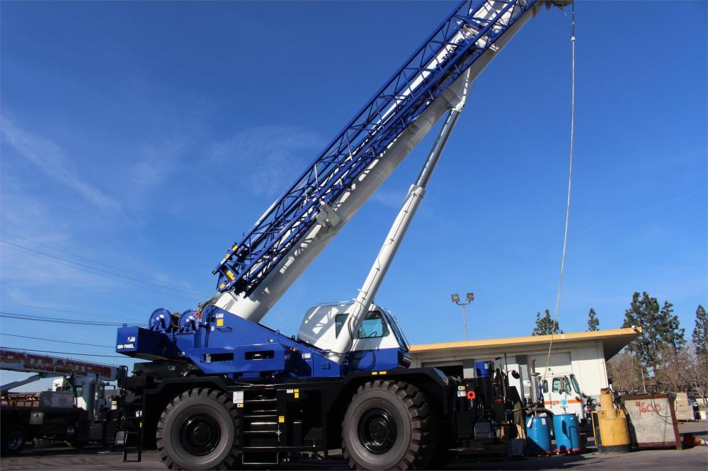 Detail photo of 2018 Tadano GR-750XL-3 from Construction Equipment Guide