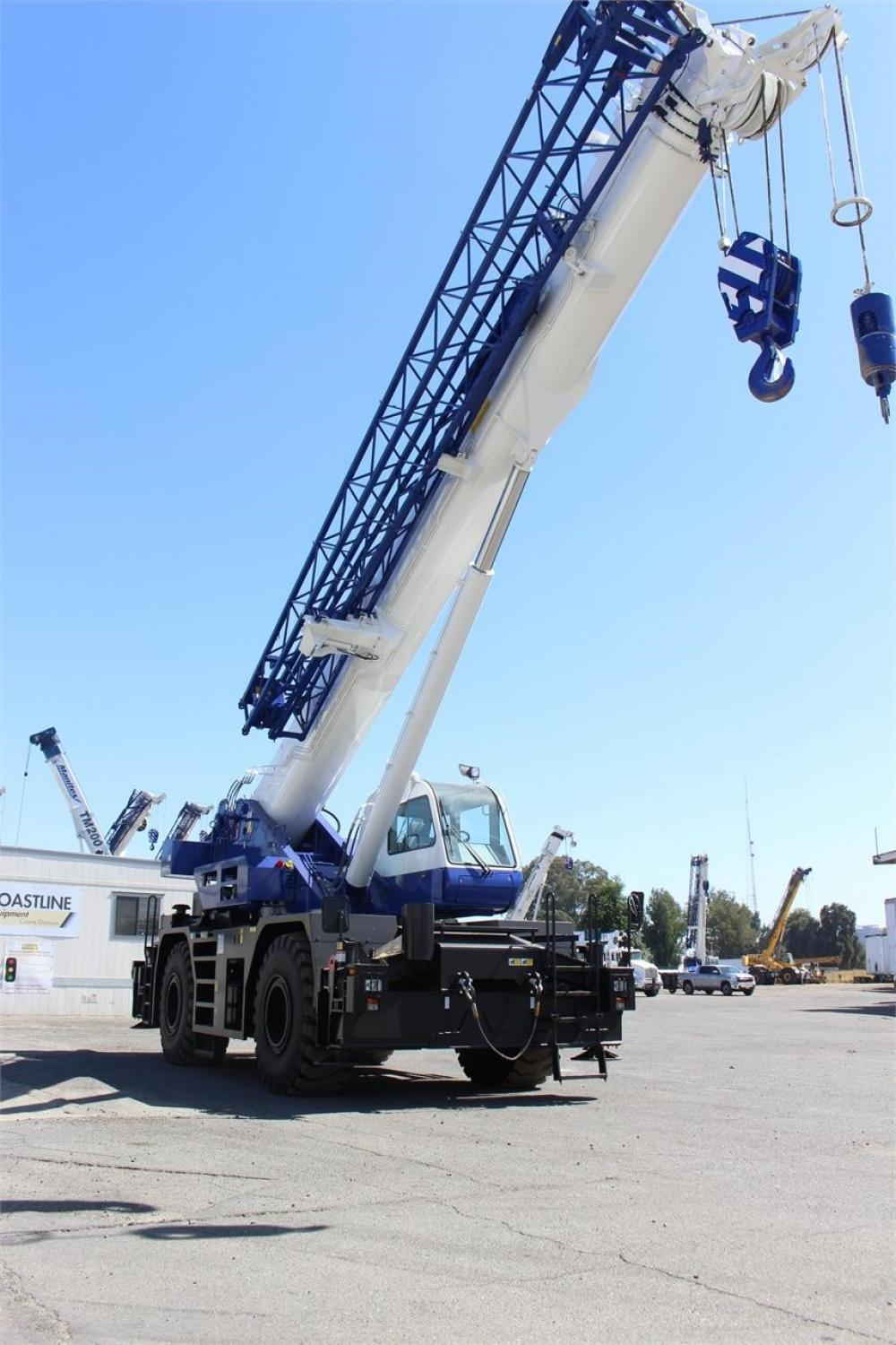 Detail photo of 2018 Tadano GR-550XL from Construction Equipment Guide
