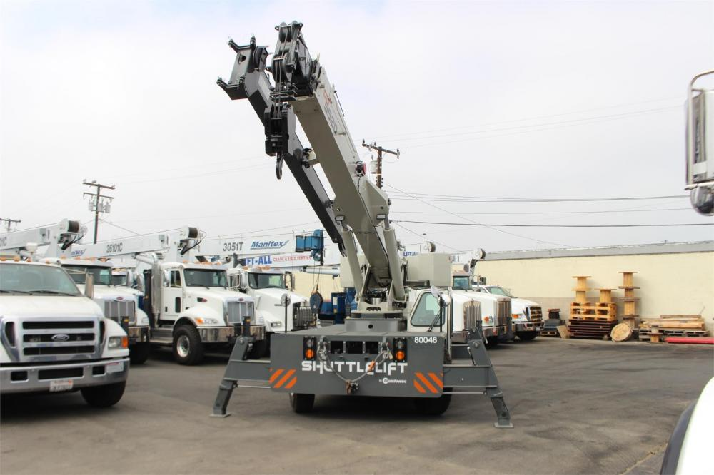 Detail photo of 2018 Shuttlelift CD5520 from Construction Equipment Guide