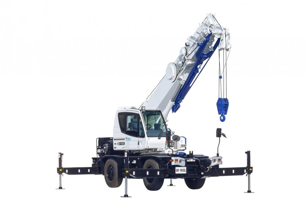Detail photo of 2019 Tadano GR150XL from Construction Equipment Guide