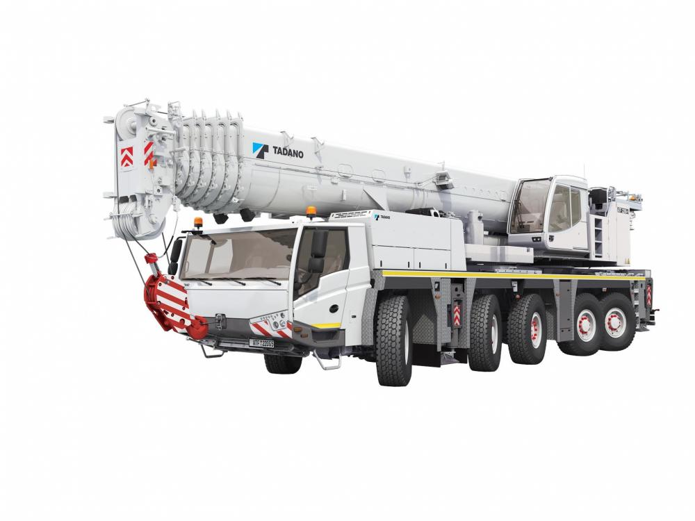 Detail photo of 2019 Tadano ATF220G-5 from Construction Equipment Guide
