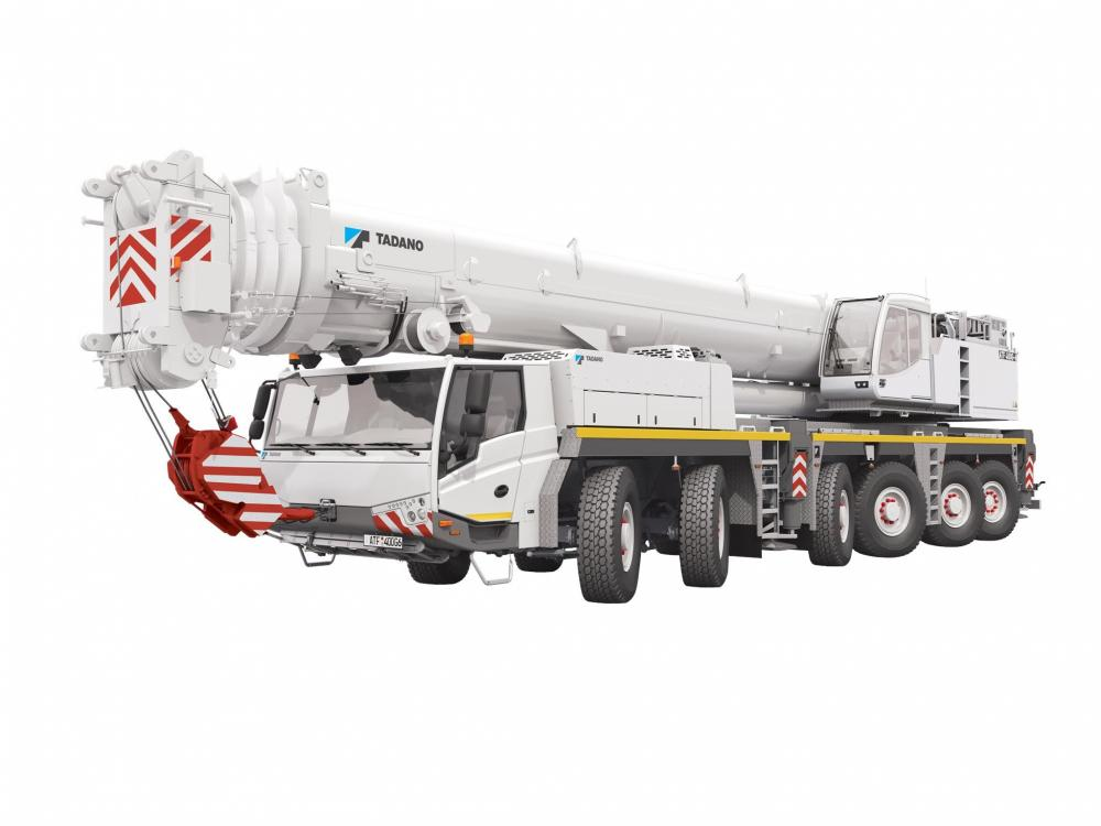 Detail photo of 2019 Tadano ATF-400G-6 from Construction Equipment Guide