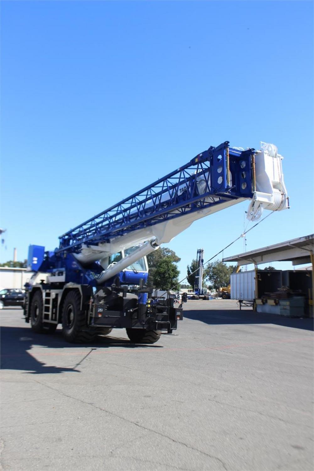 Detail photo of 2018 Tadano GR800XL-1 from Construction Equipment Guide