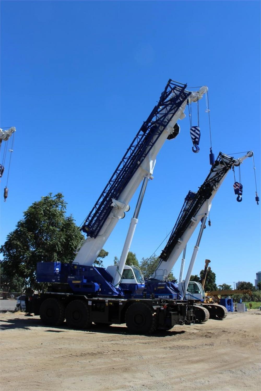 Detail photo of 2019 Tadano GR1600XL from Construction Equipment Guide