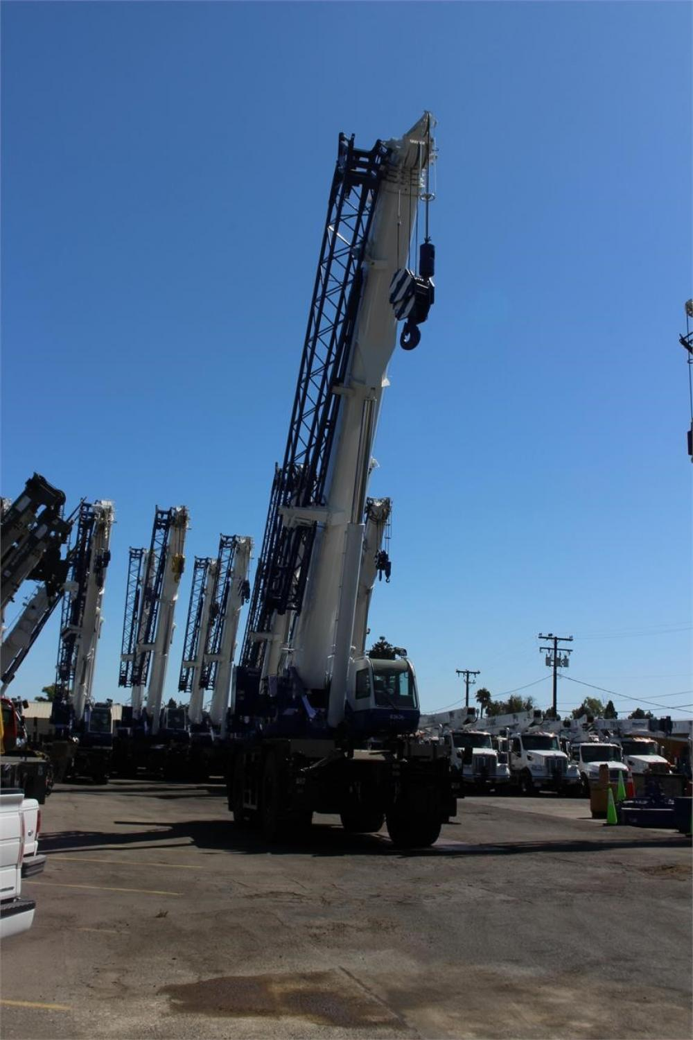 Detail photo of 2019 Tadano GR800XL-1 from Construction Equipment Guide