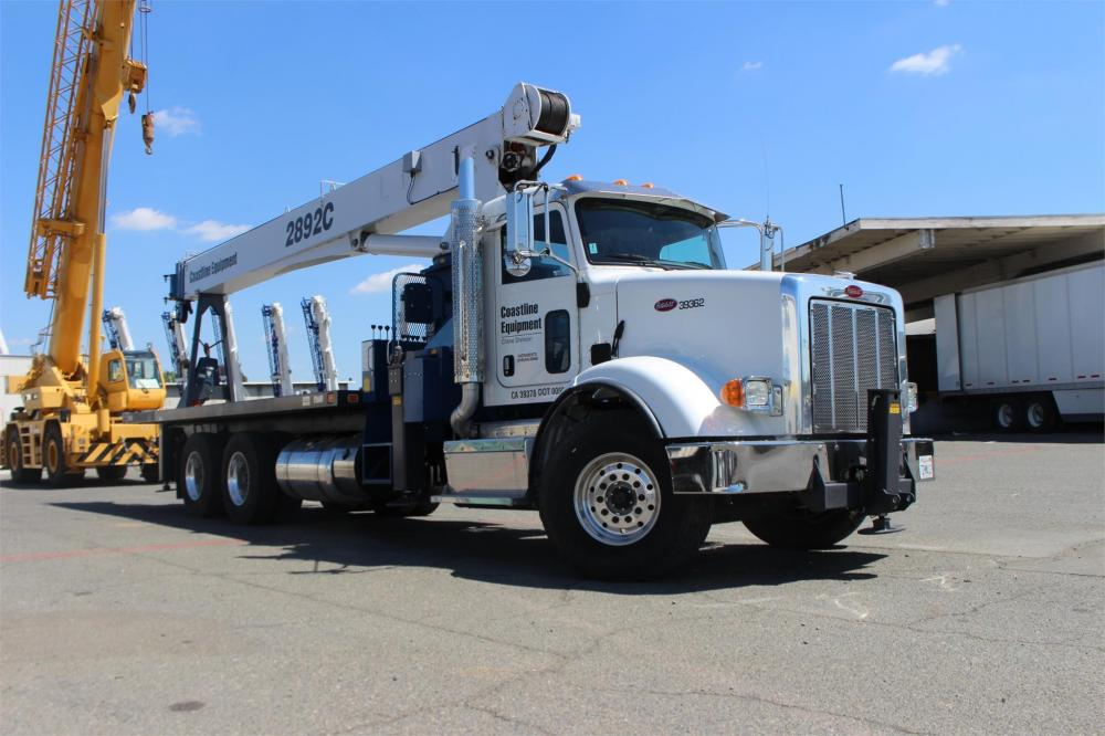 Detail photo of 2015 Manitex 2892C from Construction Equipment Guide