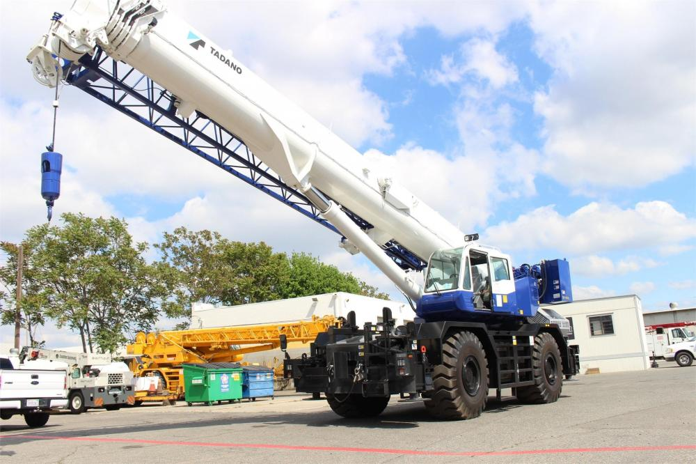 Detail photo of 2016 Tadano GR-1000XL-2 from Construction Equipment Guide