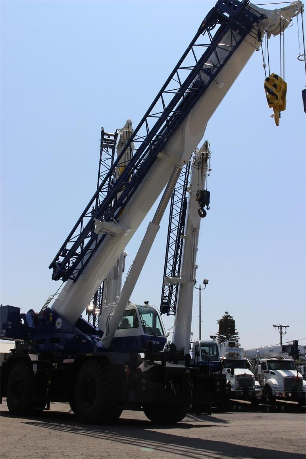 Detail photo of 2017 Tadano GR-800XL from Construction Equipment Guide