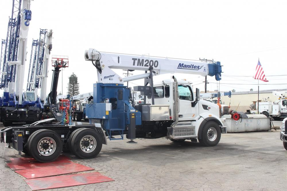Detail photo of 2019 Manitex TM200 from Construction Equipment Guide