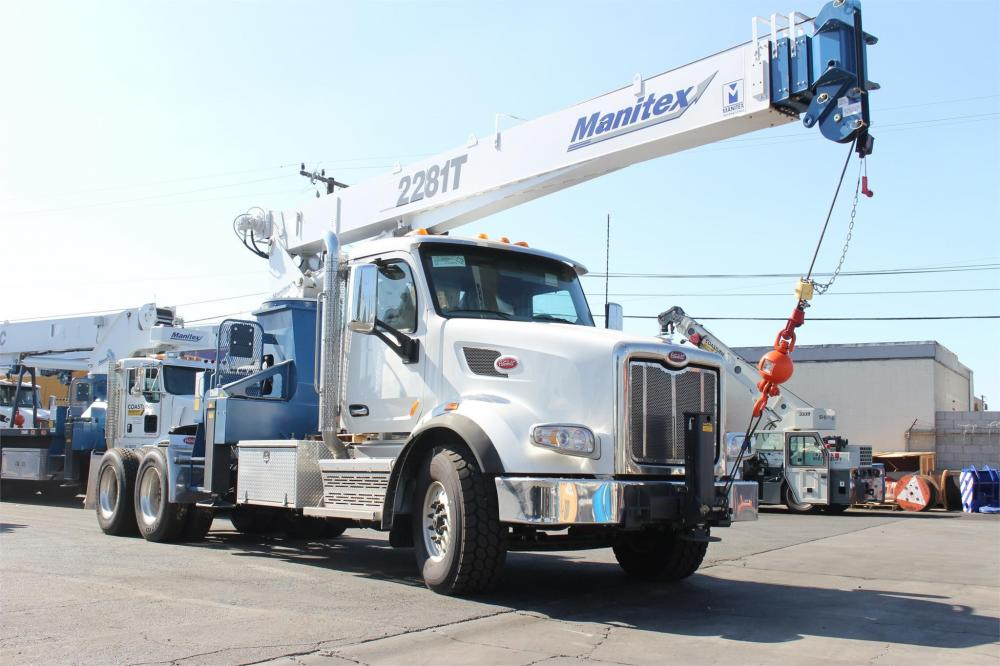 Detail photo of 2019 Manitex 2281T from Construction Equipment Guide