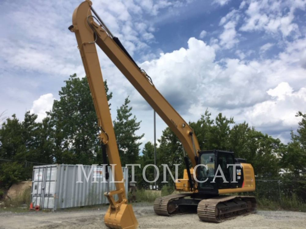 Detail photo of 2016 Caterpillar 320F from Construction Equipment Guide