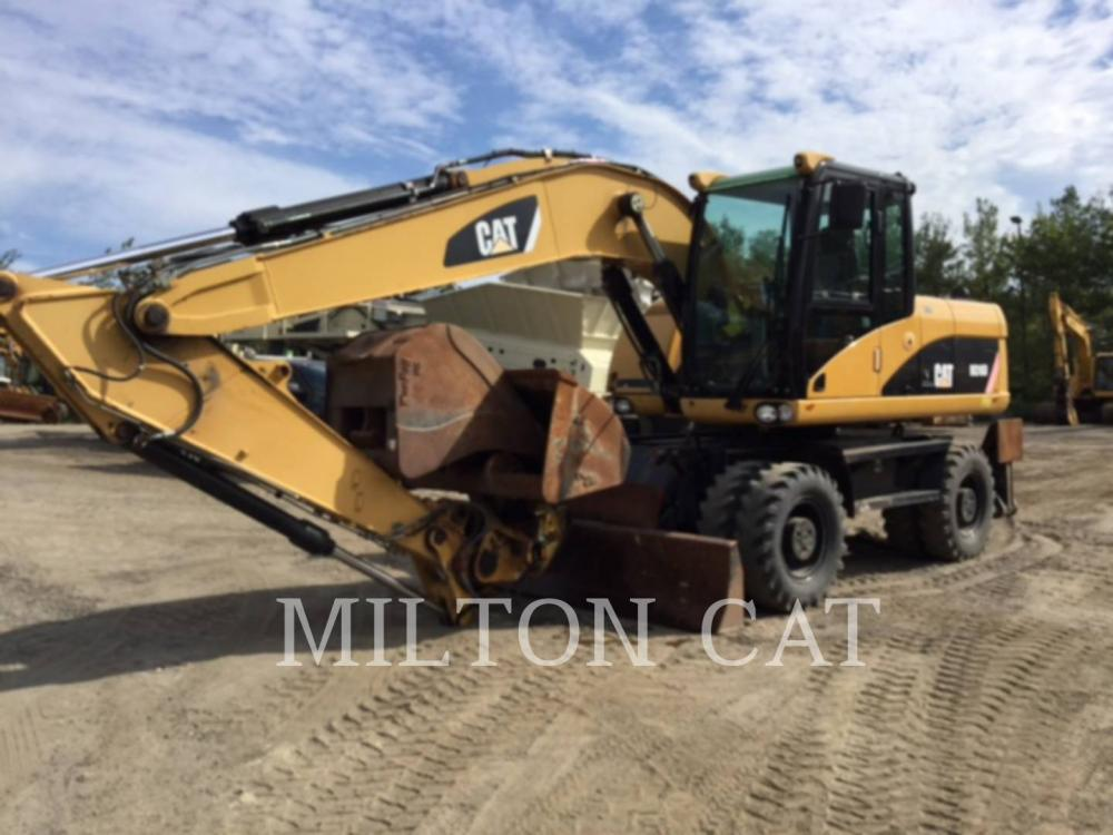 Detail photo of 2007 Caterpillar M316D from Construction Equipment Guide