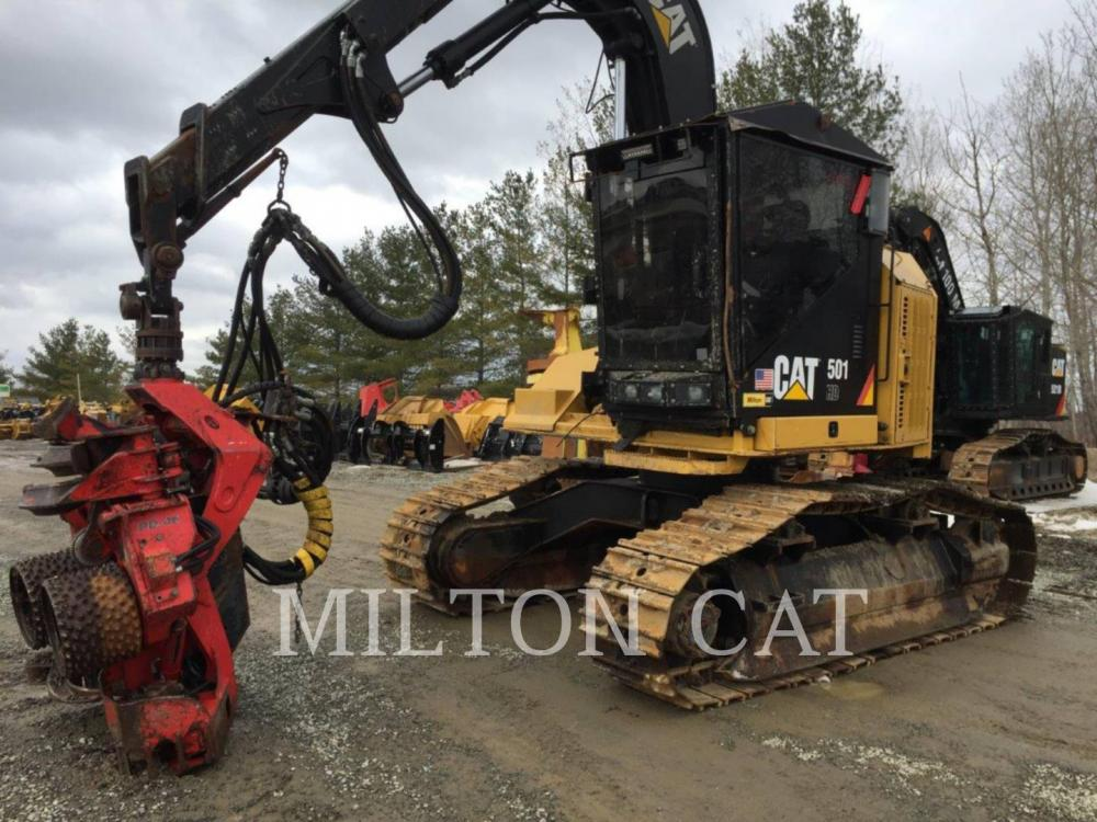 Detail photo of 2011 Caterpillar 501 HD from Construction Equipment Guide