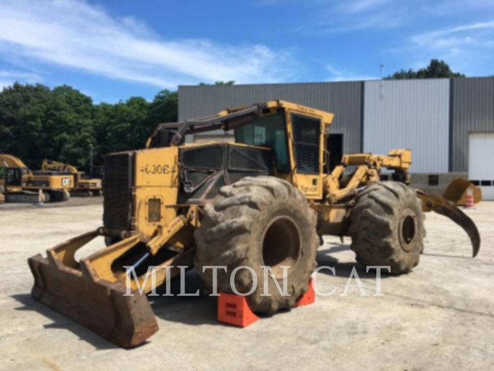 Detail photo of 2000 Tigercat 630B from Construction Equipment Guide