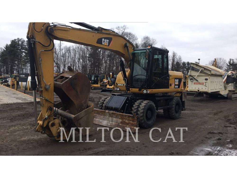 Detail photo of 2013 Caterpillar M316D from Construction Equipment Guide