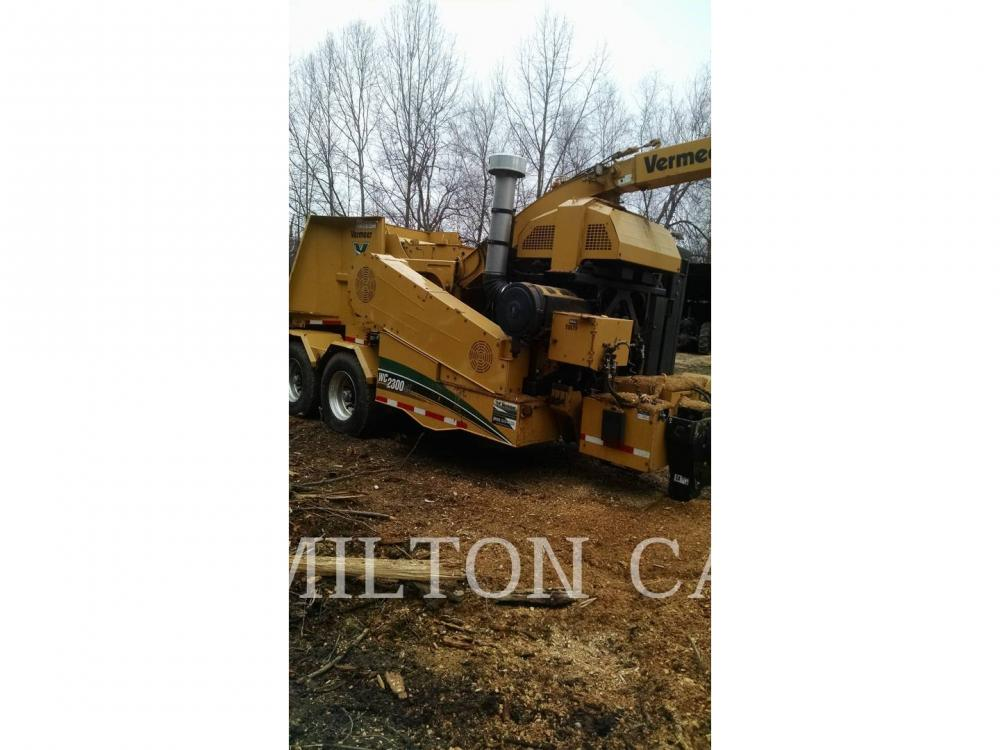 Detail photo of 2016 Vermeer WC2300XL from Construction Equipment Guide