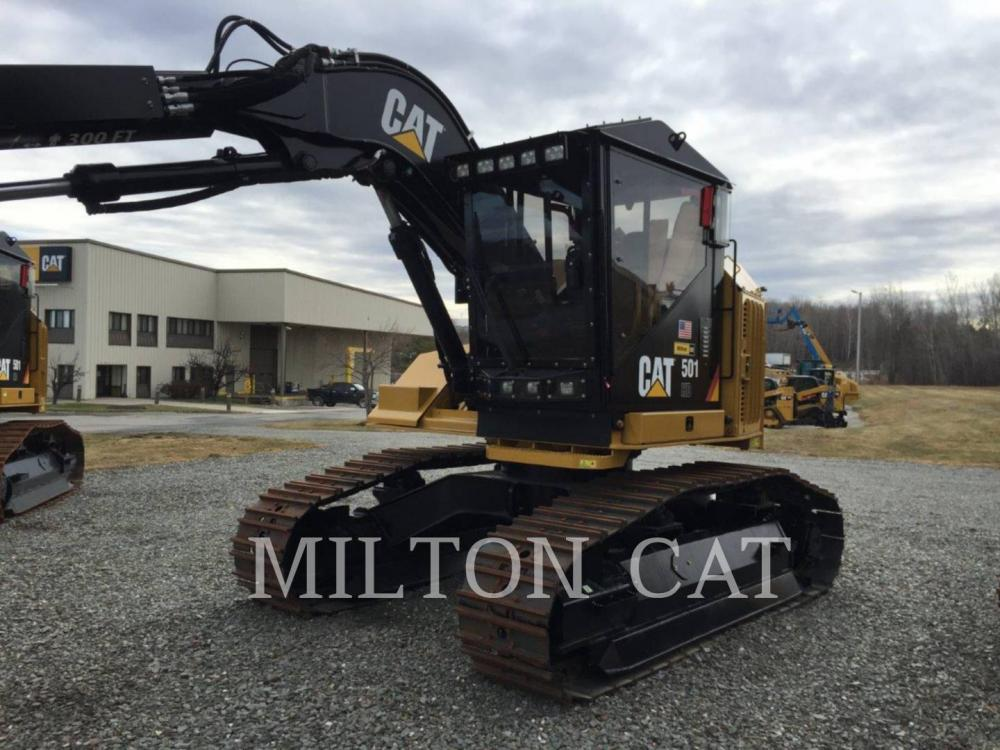 Detail photo of 2014 Caterpillar 501 HD from Construction Equipment Guide